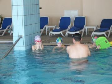 Плавание в Баре, Черногория