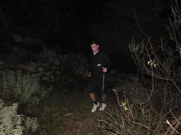 Ночная тренировка