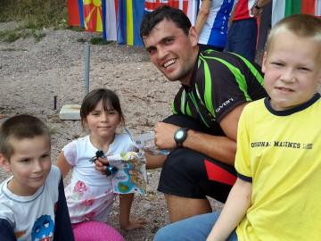 Стартовал Montenegro Adriatic Open-2015