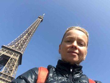 Мой Париж – первая встреча. Май 2018