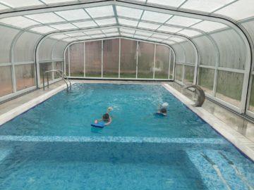 Уроки плавания в Баре